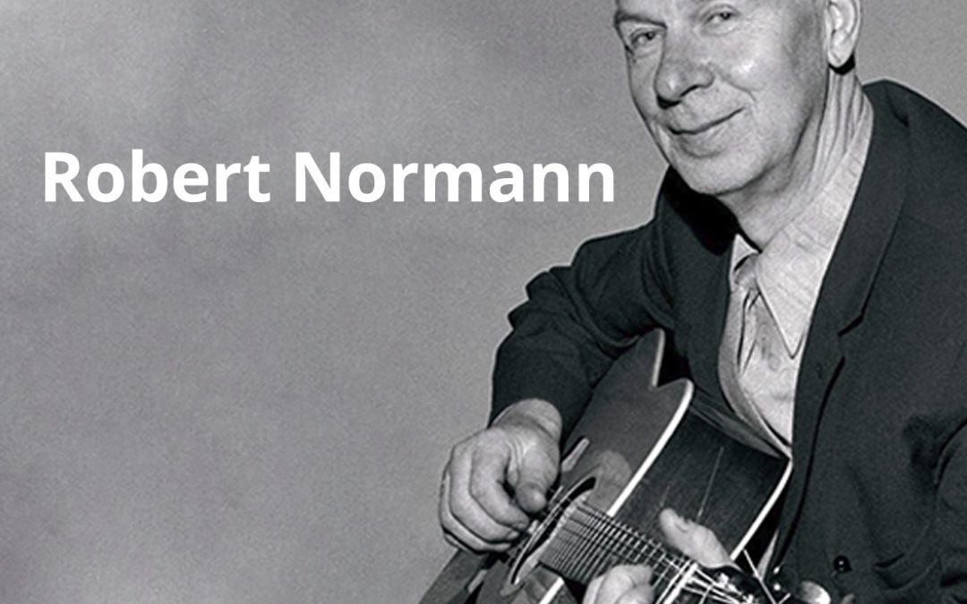 Bli kjent med – Robert Normann